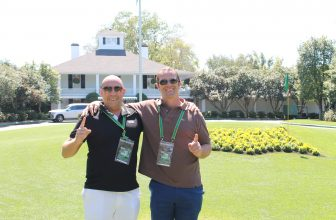 Golfers Enjoy 'Out-of-this-world' Masters Trip